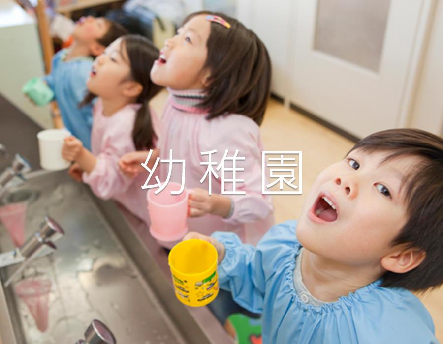 ソリューヴ業務用導入イメージ図[幼稚園]
